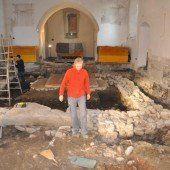 Kirche St. Peter in Rankweil älter als angenommen