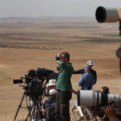 Journalisten in Südost-Türkei festgenommen