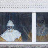 Erstmals wurde Ebola in den USA übertragen