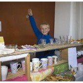 Montessori Schule wird Erlebnisbasar