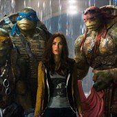 Von beatboxenden Turtles und jeder Menge Action