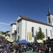 Größtes Volksfest in Vorarlberg