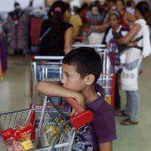 Gefährliche Chemikalien in Supermarkt-Textilien