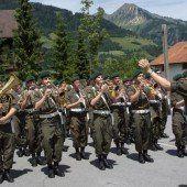 Militärmusik muss in Vorarlberg bleiben