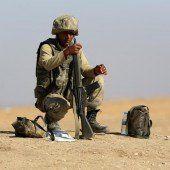 Verzweiflung in Kobane