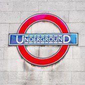 Mit der U-Bahn durch London