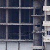 Waffenregen über Kobane