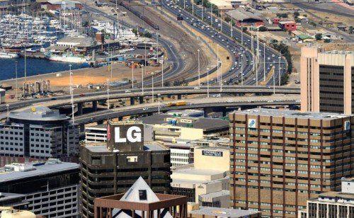 Die VN-Wirtschaftsreise führt auch nach Kapstadt, die wirtschaftsstärkste Stadt Südafrikas. F oto: Stiplovsek