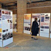Holocaust-Ausstellung wird eröffnet