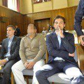 Haftstrafen gegen Taboga und Kuljic