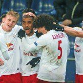Salzburg feiert 4:2-Sieg