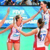 Russland löst bei der WM das letzte Ticket
