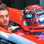 Formel 1 bangt