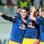 Salzburg drehte das Spiel um