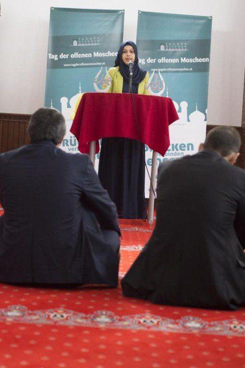 Ein Exkurs durch den Islam ließ vieles besser verstehen.
