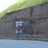 Gerichtsurteil nach Affentheater um einen Sprayer in Müselbach