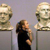 Goethe und seine Freunde