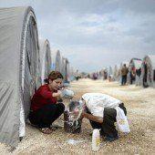 Syriens Nachbarn schlagen Alarm