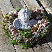 Wenn Friedhöfe wieder zum Blumenmeer werden