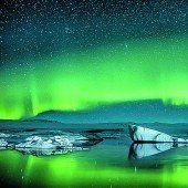 Die tanzenden Nordlichter