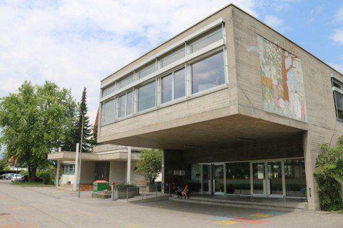 """""""Feldkirch blüht"""" fordert erneut Sofortmaßnahmen, um die Raumnot zu lindern. Die Stadt Feldkirch hält jedoch an den Sanierungsplänen für 2018 fest.  Foto: etu"""