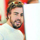 Alonso nimmt keine Auszeit
