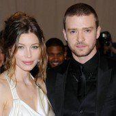 Biel und Timberlake werden Eltern