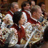 Musikverein Harmonie Andelsbuch konnte Vorarlberg erfolgreich bei österreichischem Wettbewerb vertreten