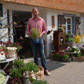 Ein Ort für Gartenträume in Bezau