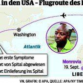Ebola-Patient zunächst von Klinik abgewiesen