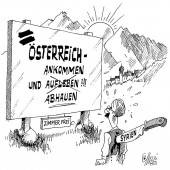Fremden-Verkehrs-Werbung!