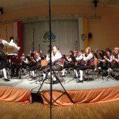Musikverein Altenstadt erspielte sich den ersten Rang beim Österreichischen Blasmusikwettbewerb