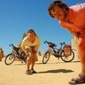 Zwei-Rad-Abenteuer