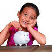 Sparen beliebt