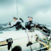 Duo segelt Richtung Rio