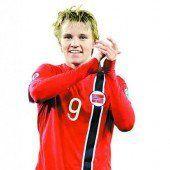 Blondes Wunderkind Ödegaard jagt Rekorde