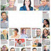 Das sind die 21 neuen Gesichter im Landtag