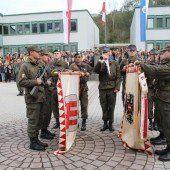 Festakt für 270 Rekruten in Bludesch