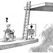 Erschwerter Zugang!