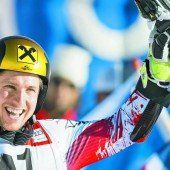 Hirscher triumphiert in Sölden