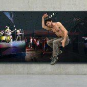 Der österreichische Tänzer Simon Mayer trifft im Kunsthaus Bregenz auf den kanadischen Künstler Jeff Wall