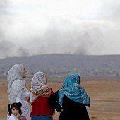 Über 600 Tote in Kobane