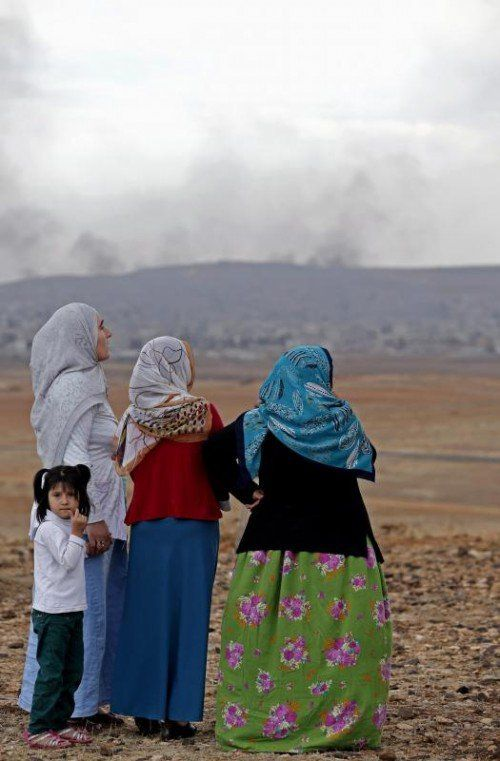 Die Kurden in der Türkei werden wieder selbstbewusster. Foto: EPA
