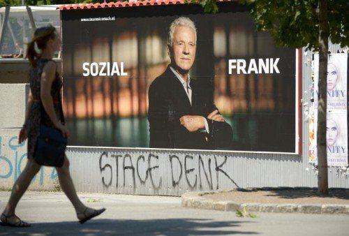 """Frank Stronach zahlte Wahlkampf """"aus eigener Tasche"""". Foto: APA"""