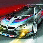 M6 GT3 für den Motorsport