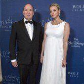 Fürstenpaar erwartet doppelten Nachwuchs