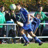 Ein halbes Dutzend gegen Unter-16-Kicker aus Sulz