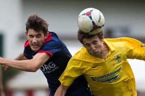 Fussball, Vorarlbergliga, 12. Spieltag, FC Nenzing - Admira Dornbirn, letztes Spiel auf dem Sportplatz Nagrand