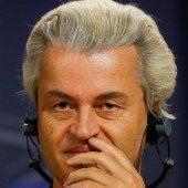 Wilders wegen Verhetzung zum Verhör geladen