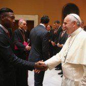 FC Bayern: Wahnsinn in Rom und eine Million für den Papst